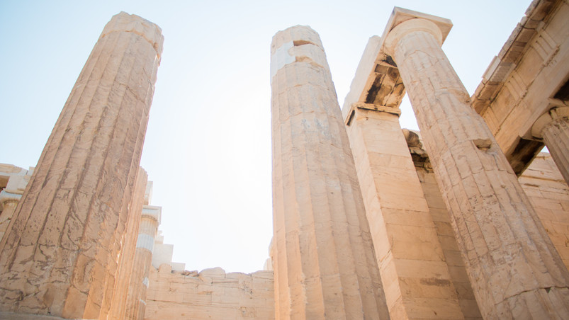 Two Days in Athens, Greece. Travel Photography