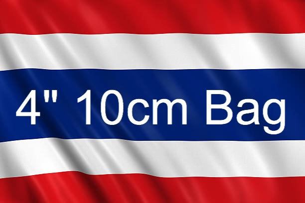 4inch 10cm bag from Thailand