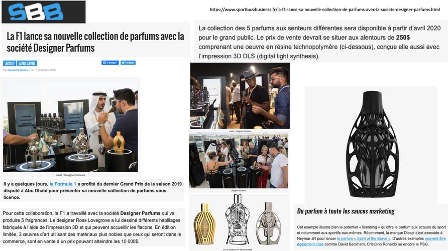 France | Ferg & Friends Public Relations | F1 Fragrances| Ferg & Friends Public Relations | F1 Fragrances