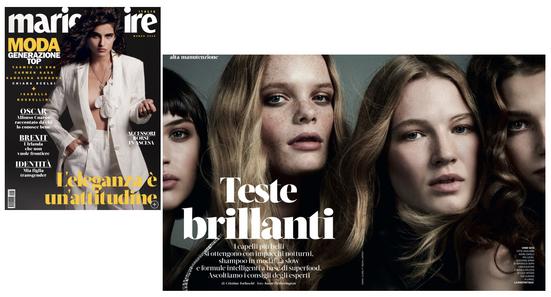 Marie Claire | Ferg & Friends Public Relations | La Biosthétique