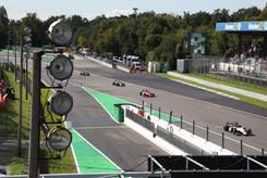 F1 Paddock Club Spa & Style Bar by La Biosthétique Formula 1 GP Monza, Italy