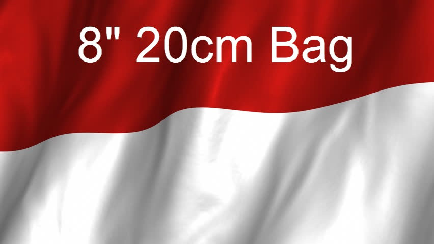 8 inch 20 cm Bag from Indonesia