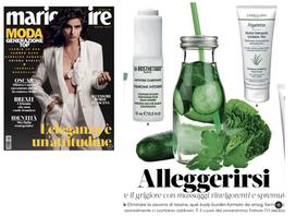 Marie Claire 1 | Ferg & Friends Public Relations | La Biosthétique