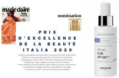 Marie Claire Nomination | Ferg & Friends Public Relations | La Biosthétique