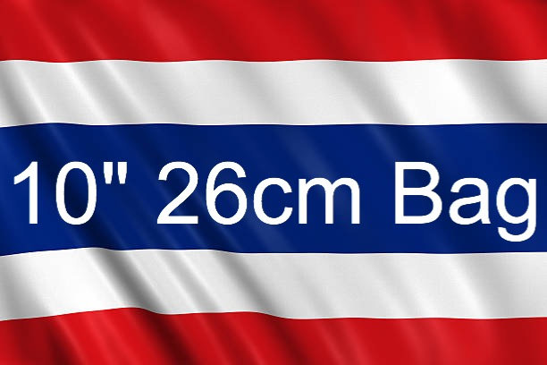 10inch 26cm bag from Thailand