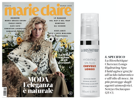 Marie Claire 3 | Ferg & Friends Public Relations | La Biosthétique