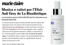 Marieclaire.it | Ferg & Friends Public Relations | La Biosthétique