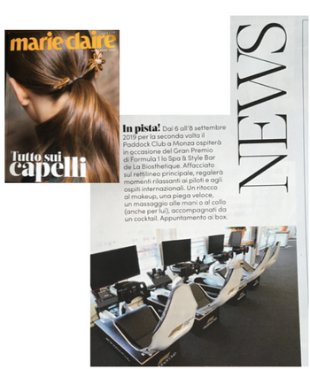 Marie Claire Hair Special