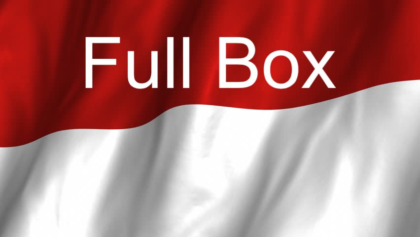Full Box  from Indonesia (Size GG 53cm x 38cm x 28cm 18kg)