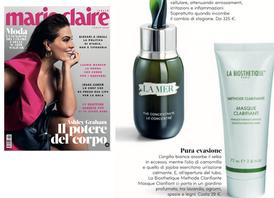 Marie Claire 2 | Ferg & Friends Public Relations | La Biosthétique