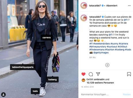 Street Shooting for Carrera Eyewear during Milan Fashion Week with endorsing Iceberg, Tods & La Biosthétique