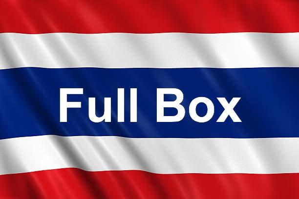 Full Box from Thailand