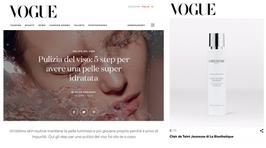 vogue.it | Ferg & Friends Public Relations | La Biosthétique