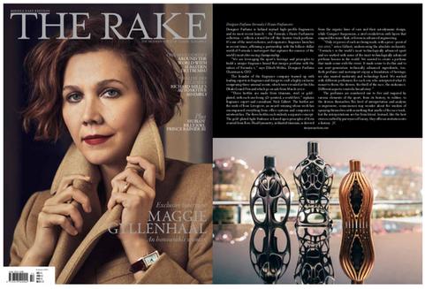 The Rake | Ferg & Friends Public Relations | F1 Fragrances
