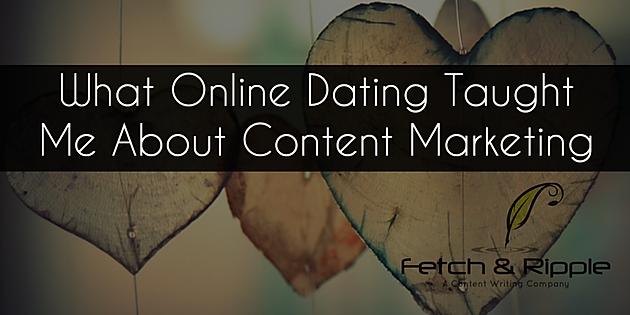 Online dating marketing — photo 15