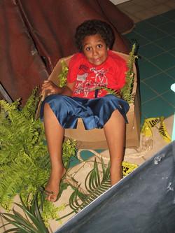 Jeb's in the fern box!