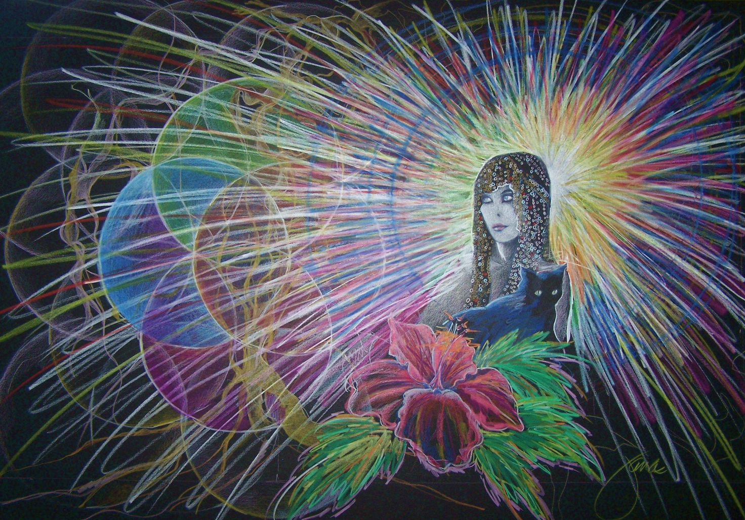 Spirit Dawns Anew