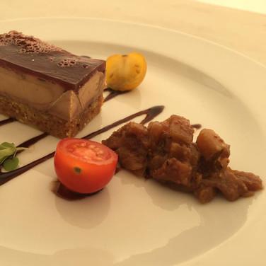 Lingot de foie gras de canard