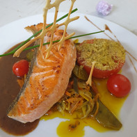 saumon_légumes_asian
