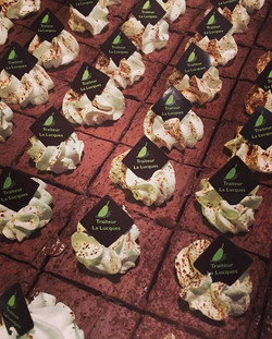 Petit croustillant au chocolat