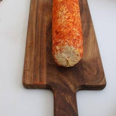 Foie gras de canard au piment d'Espelettes