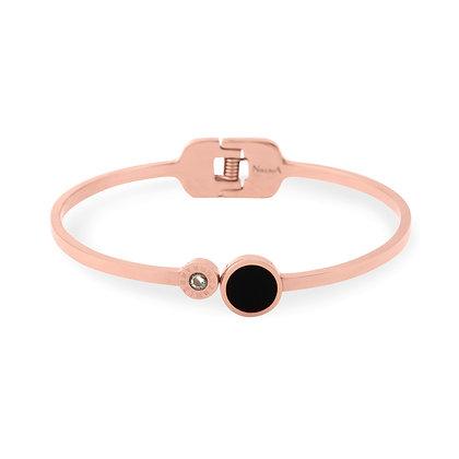 Disc Cuff Bracelet