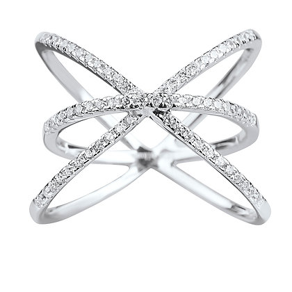 Double Crossover Ring