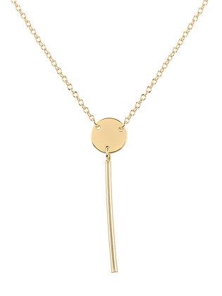 Lariat Pendant Necklace