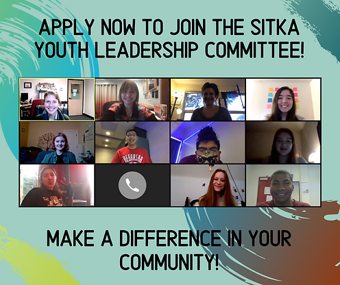 Copy of Apply now to join the Sitka Yout