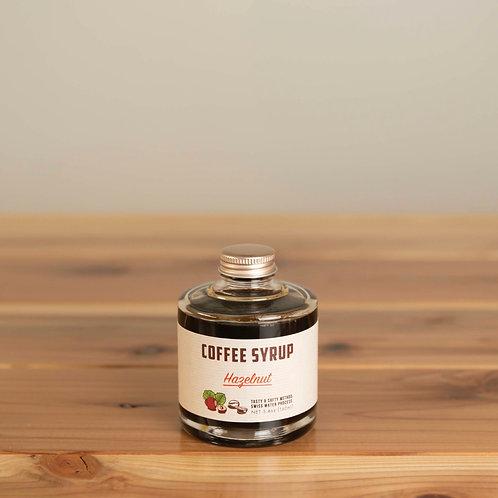 COFFEE SYRUP(Hazelnut)