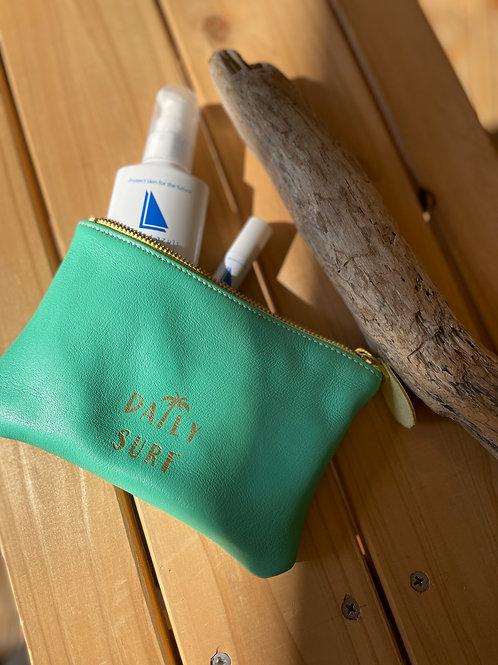 Lino×DailySurf pouch