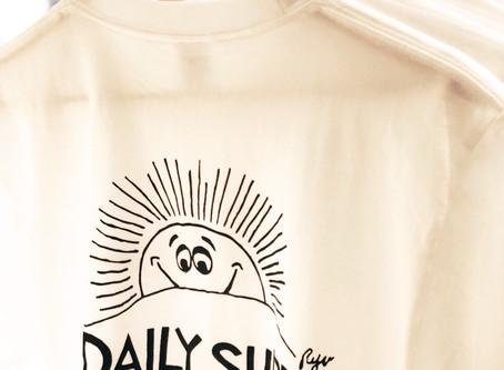 【夏季限定】ついにキタ!デイリーサーフロゴTシャツ販売開始