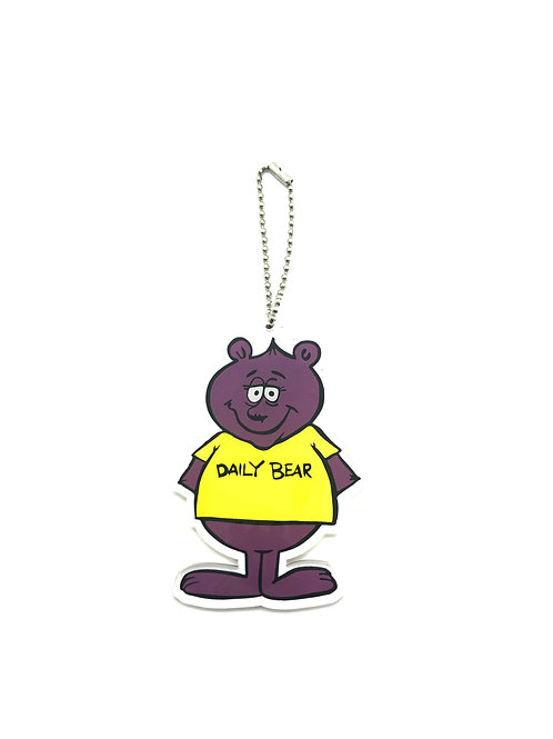 DailyBear key ring ダイカット