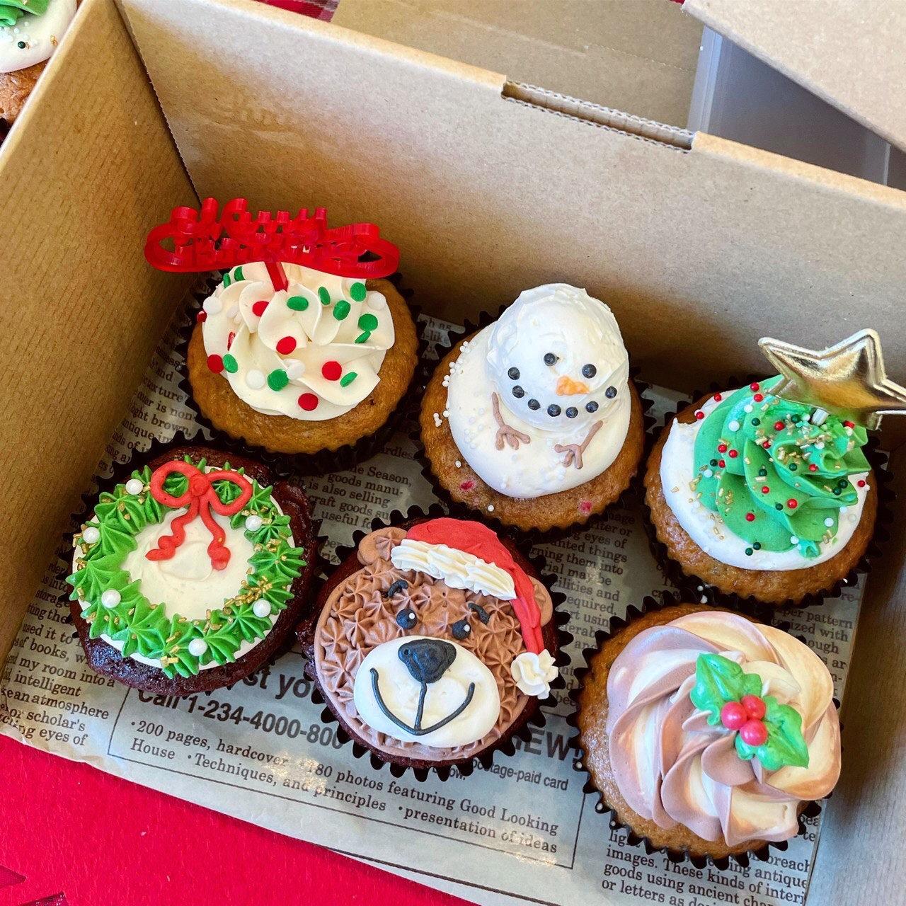 クリスマスケーキボックス【予約販売】