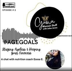 Grown Woman Stuff with Julee Jonez Podcast