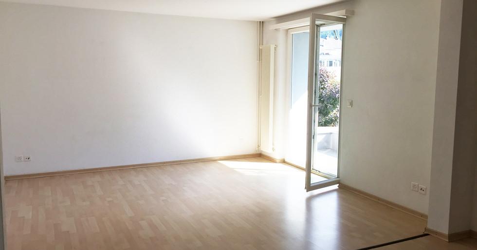 offenes Wohn-/ Esszimmer