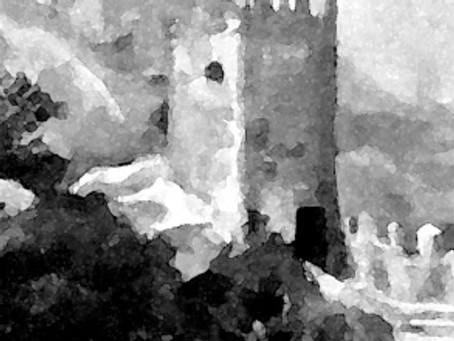 Day 8-Storm of Creativity-When they Stormed the Castle