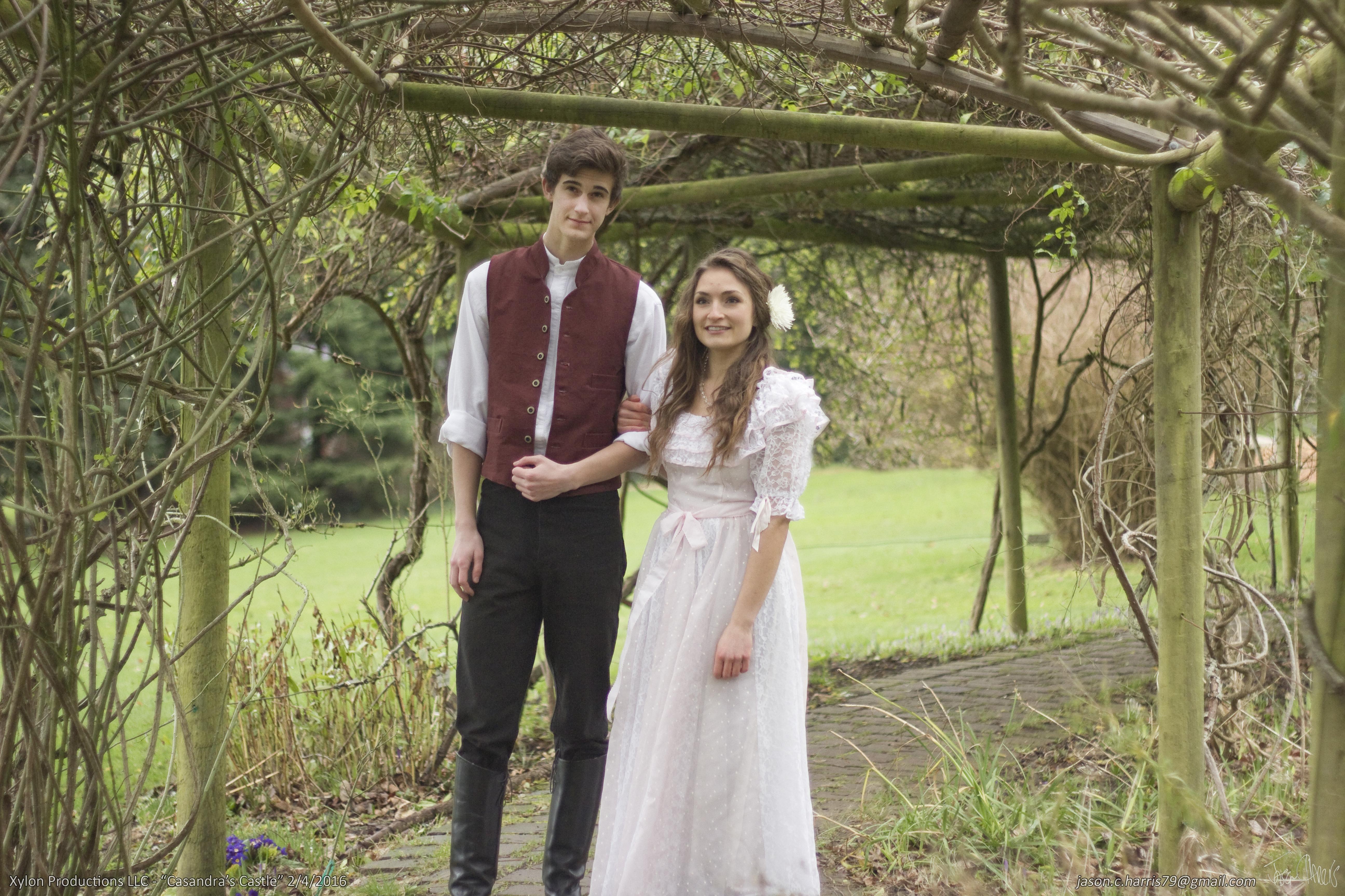 CC Cassandra and Martim C (1)