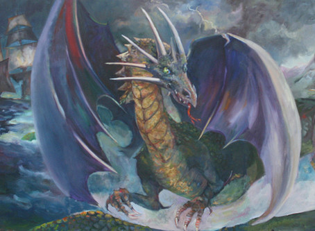 Dragon for Sale
