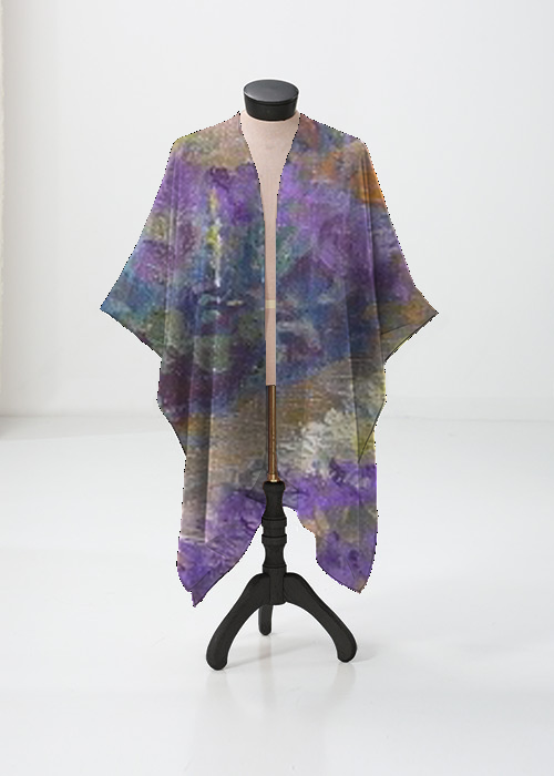 Lavender Fields Wrap