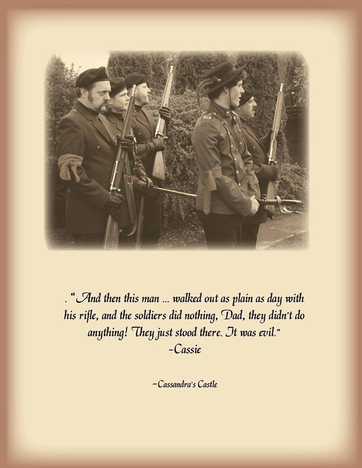 Valerio's soldiers