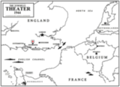 Map by John Renehan