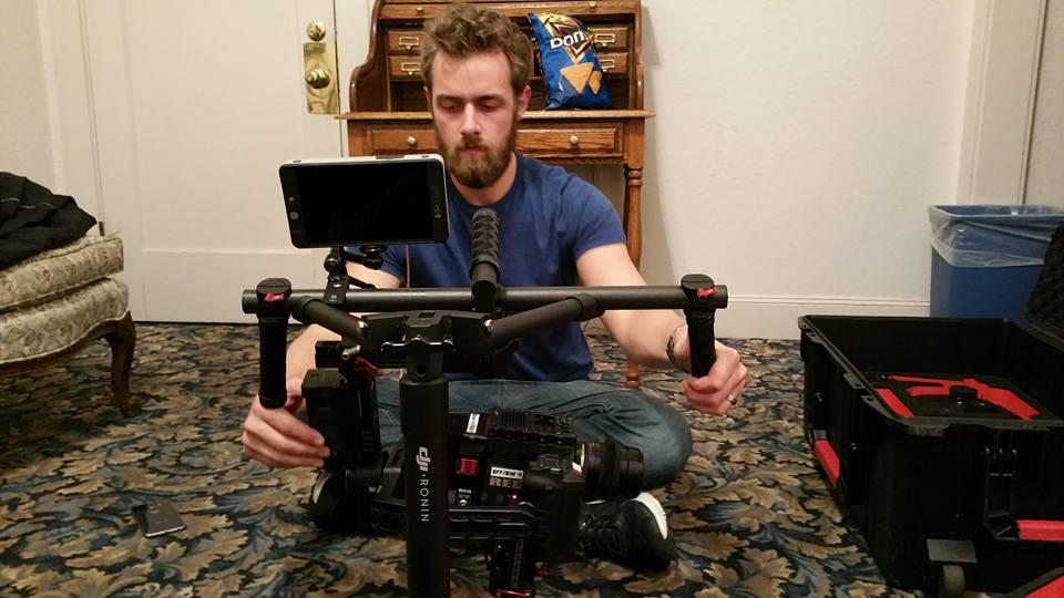 Cinematographer Tylor Jones