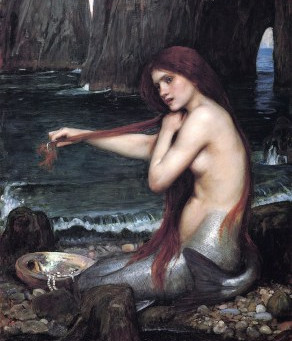 A to Z M is for Mermaids!