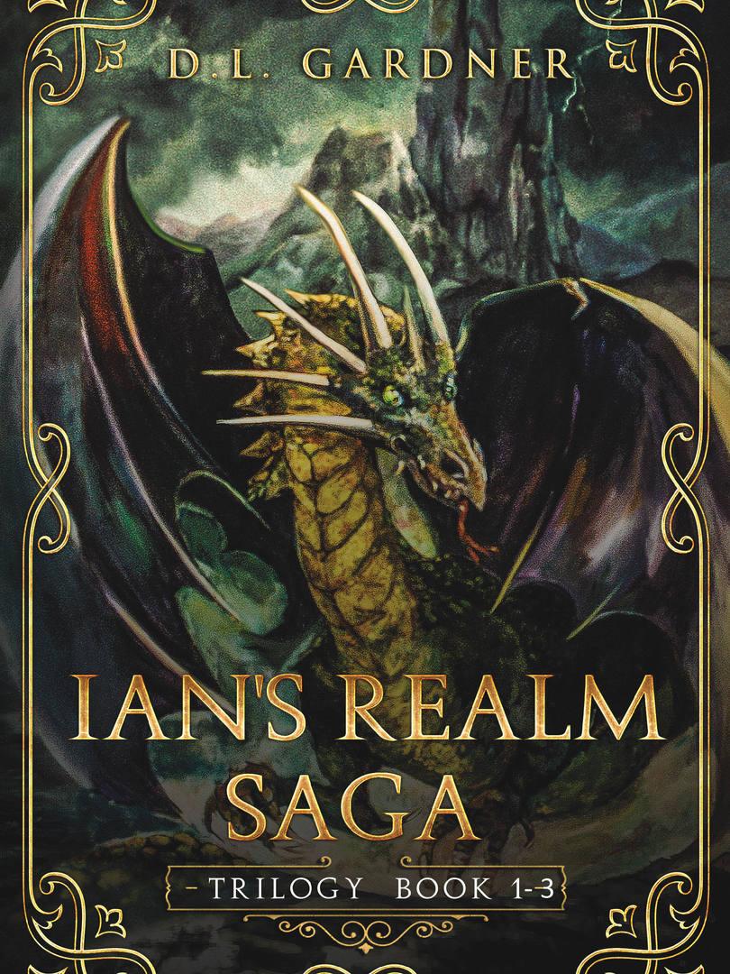 Ian's Realm books 1 - 3