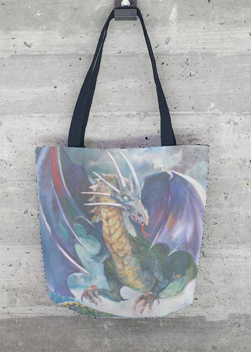 dragon tote