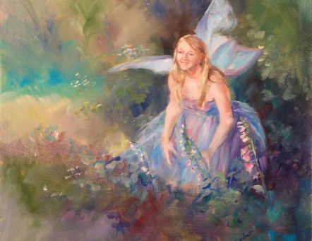 A to Z F is for Fairies…Faeries, Fay Fey…or whatever.