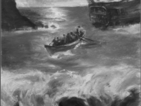 Day 2 Challange-A storm of Creativity-Storming the Sea