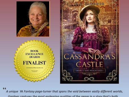 Cassandra's Castle receives an Award