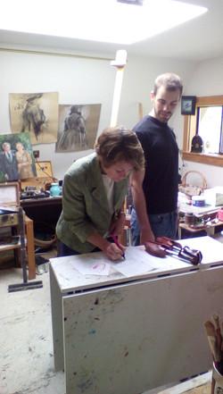 Vicki Baltmiskis costume designer